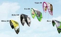10 jaar north kiteboarding geschiedenis