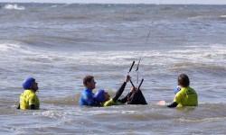 gecertificeerde kitesurfschool