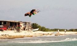 Kite Ride Bonaire: wakestyle event