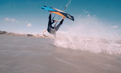 Mooiste transities in kitesurfen