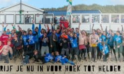 Hoek tot Helder – 130KM – Kitesurfen