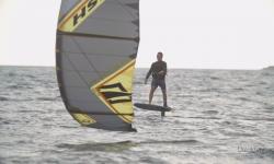 De revolutie van foil kitesurfen