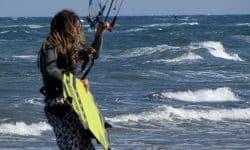 Kitesurfen op een nieuwe spot? Ask the locals