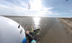 Kitesurfen nieuw wereldrecord 107 km/h