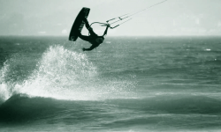 Kitesurf film The Bubble