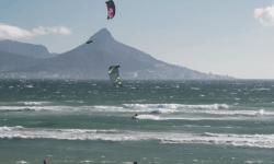 Aaron Hadlow vanuit Cape Town