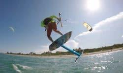 KiteFoil tricks voor gevorderden